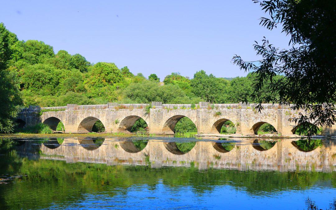 Puentes sobre el río Zadorra