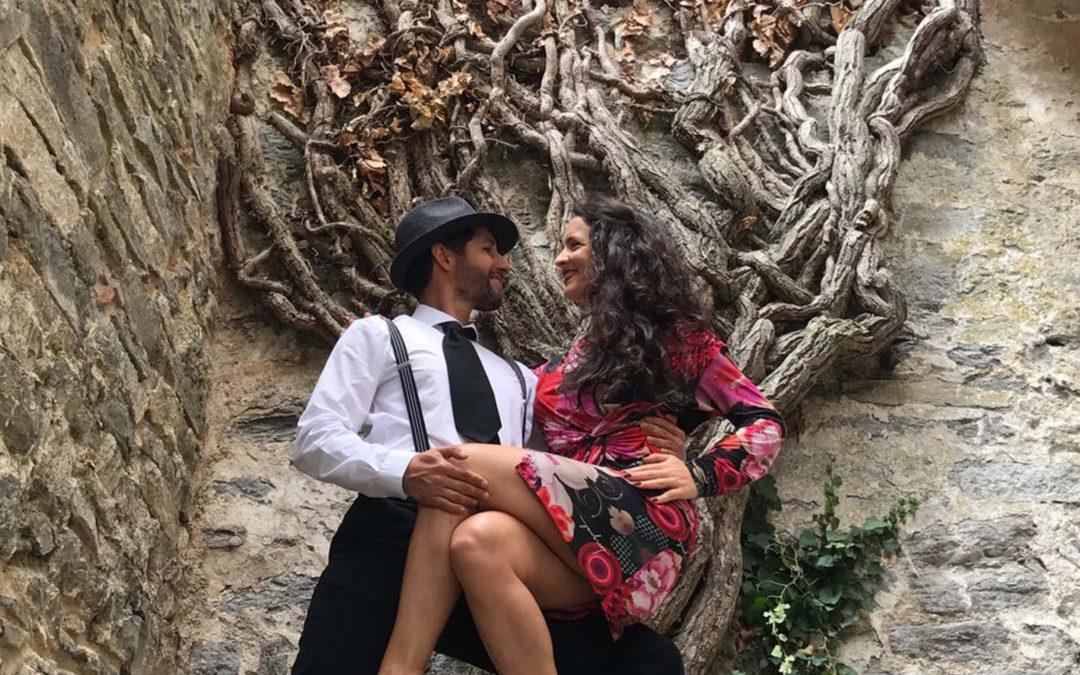 26 junio presentamos 'Tango en el Jardín'