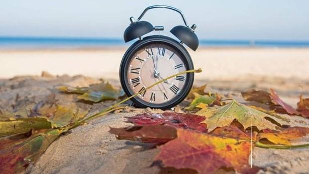 Nuevo horario de invierno a partir del 1 de octubre